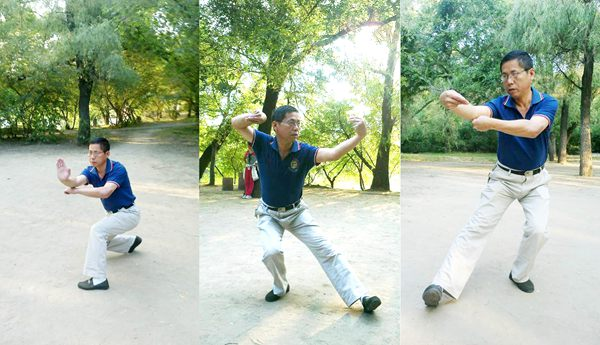张玉的拳艺人生