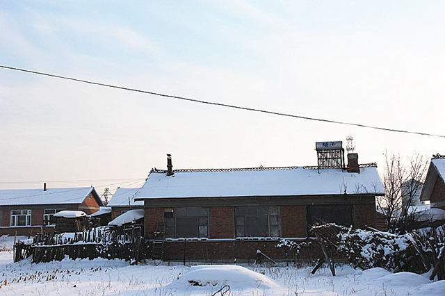 1张兰亭经过几次翻修过的老住宅
