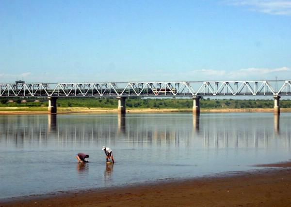 嫩江铁路桥  打响抗战第一枪