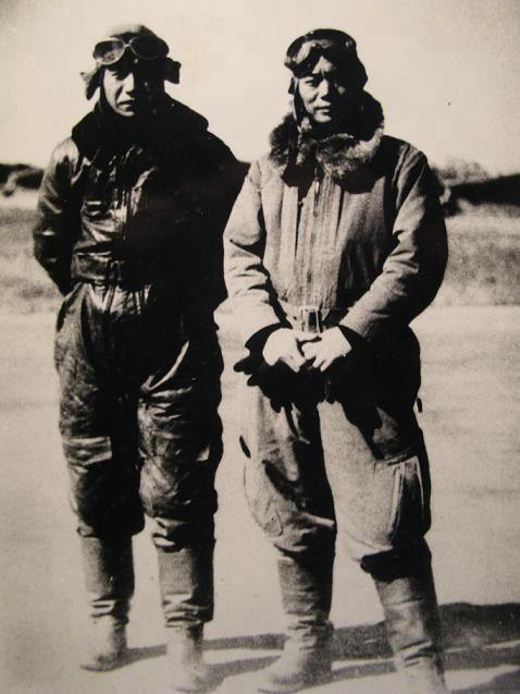 鬼子飞行员?新中国空军之父?林弥一郎的复杂心路