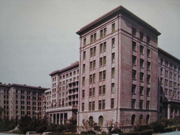 昔日北方大厦(资料片)