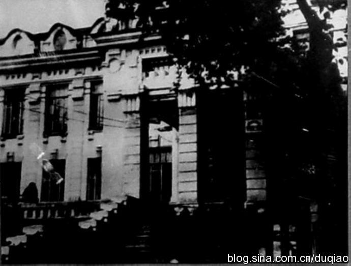 哈尔滨旧影 155-哈尔滨工业大学学生宿舍