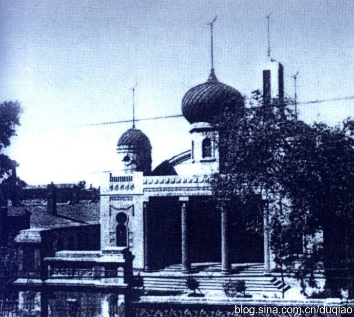 哈尔滨旧影 161-哈尔滨清真寺
