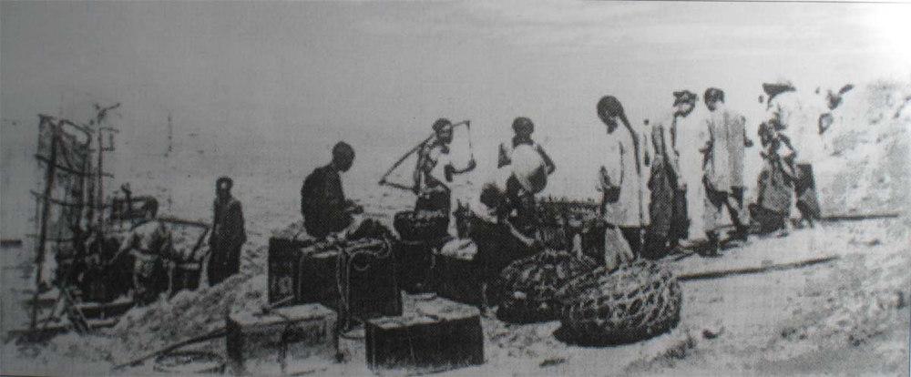 老哈尔滨的渔事儿