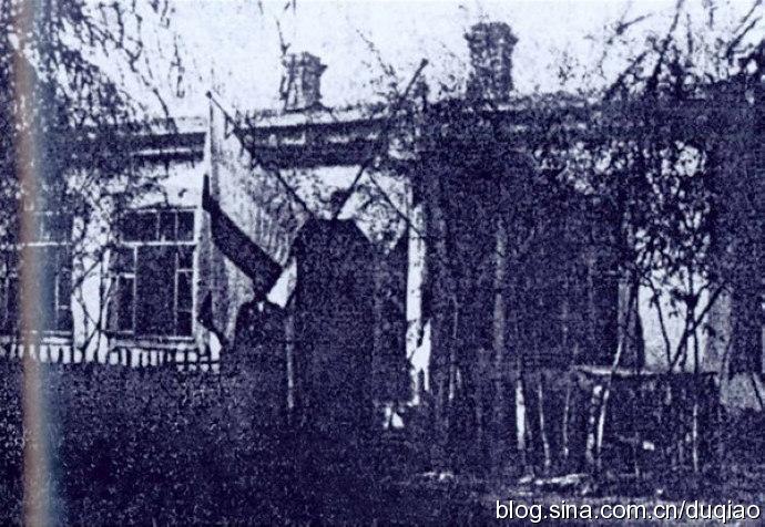 哈尔滨旧影 191-哈尔滨日本本愿寺