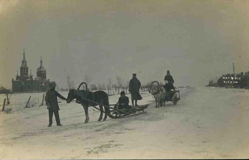 一蒿冰花疾如风  ——昔日哈尔滨松花江畔的雪橇