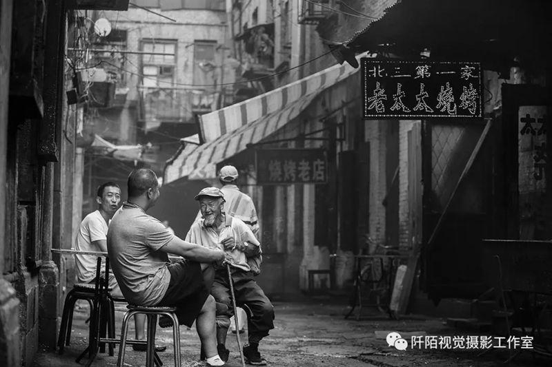 【回忆.守望】 | 改革开放四十周年道外影像七人展
